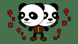 Doubtful PANDA sticker #4823088