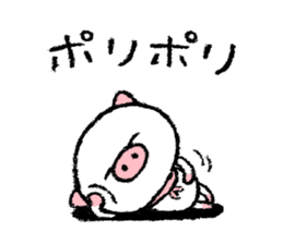 Bubumaru holiday sticker sticker #4826144