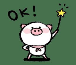 Bubumaru holiday sticker sticker #4826148