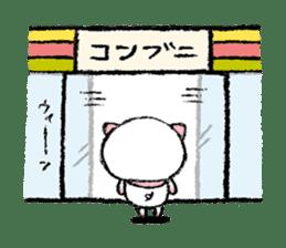 Bubumaru holiday sticker sticker #4826153