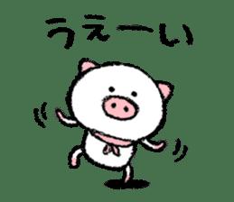 Bubumaru holiday sticker sticker #4826156