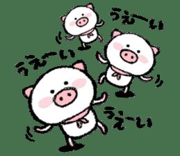 Bubumaru holiday sticker sticker #4826157