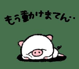 Bubumaru holiday sticker sticker #4826160