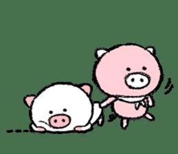 Bubumaru holiday sticker sticker #4826162