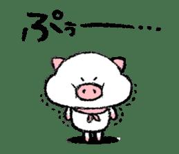 Bubumaru holiday sticker sticker #4826163