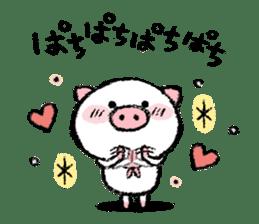 Bubumaru holiday sticker sticker #4826171