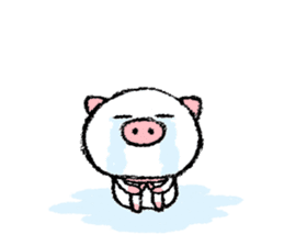 Bubumaru holiday sticker sticker #4826173