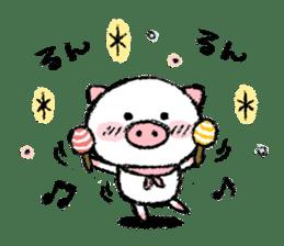 Bubumaru holiday sticker sticker #4826178