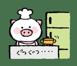 Bubumaru holiday sticker sticker #4826180