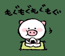 Bubumaru holiday sticker sticker #4826181