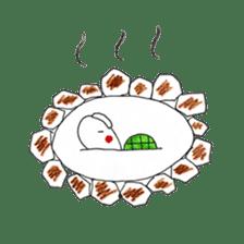 Free&Happy  Turtle.(English) sticker #4830712