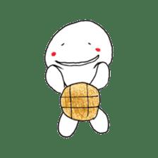 Free&Happy  Turtle.(English) sticker #4830715