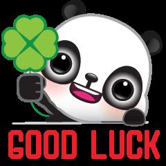 Rere panda special greetings