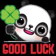 สติ๊กเกอร์ไลน์ Rere panda special greetings