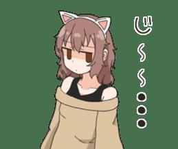 NagamoriAyaka sticker #4838027