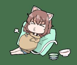 NagamoriAyaka sticker #4838049