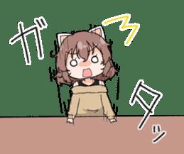 NagamoriAyaka sticker #4838054