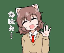 NagamoriAyaka sticker #4838058