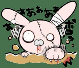 Nightmare Dolls sticker #4845322