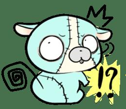 Nightmare Dolls sticker #4845330