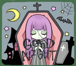 Nightmare Dolls sticker #4845333