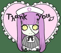 Nightmare Dolls sticker #4845339