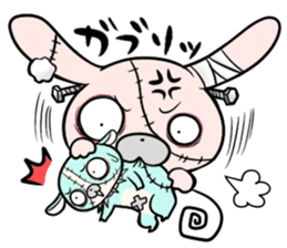 Nightmare Dolls sticker #4845341