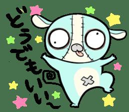 Nightmare Dolls sticker #4845357