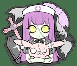 Nightmare Dolls sticker #4845359