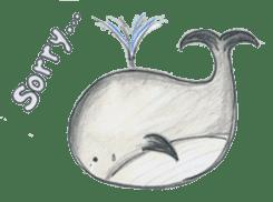 Friends of the sea! sticker #4847935