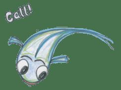 Friends of the sea! sticker #4847939