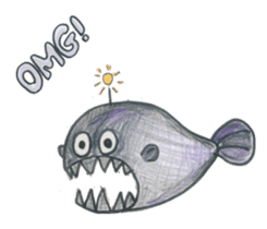 Friends of the sea! sticker #4847954