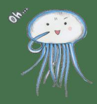 Friends of the sea! sticker #4847957