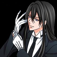 The loyal butler EN