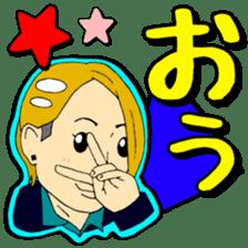Nachio sticker #4853161