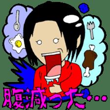 Nachio sticker #4853178