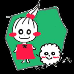 Tellas's Ringo-chan & Puppu 01
