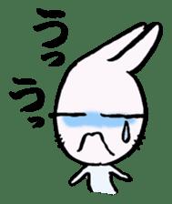 LaLaLa bunny sticker #4854837