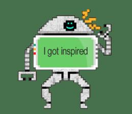 My AI Boy (English version) sticker #4855984
