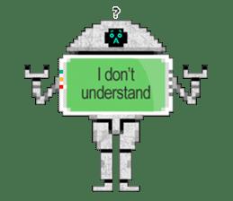 My AI Boy (English version) sticker #4855985
