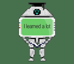 My AI Boy (English version) sticker #4855986