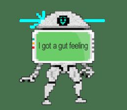 My AI Boy (English version) sticker #4855987