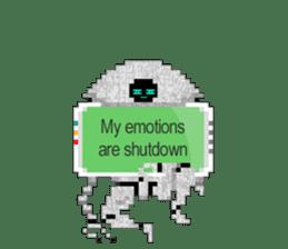 My AI Boy (English version) sticker #4855992