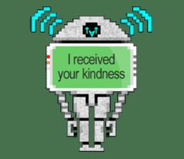 My AI Boy (English version) sticker #4855993