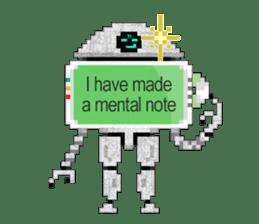 My AI Boy (English version) sticker #4855994