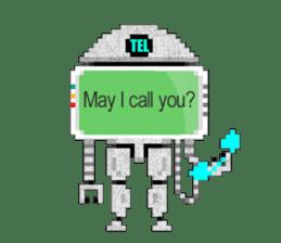 My AI Boy (English version) sticker #4855996