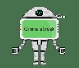 My AI Boy (English version) sticker #4855997