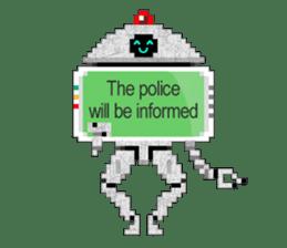My AI Boy (English version) sticker #4855998