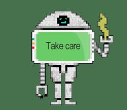 My AI Boy (English version) sticker #4855999