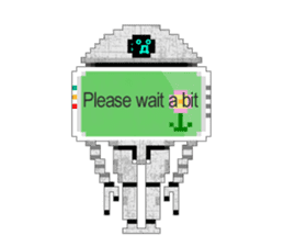 My AI Boy (English version) sticker #4856001